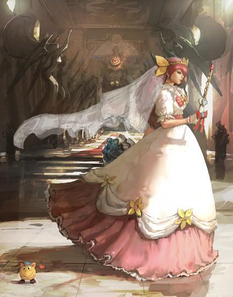 Wedding Peach (Character) - Hanasaki Momoko