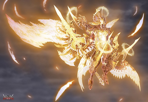 Tags: Anime, Wen M, Anima: Beyond Fantasy, Gold (Metal)