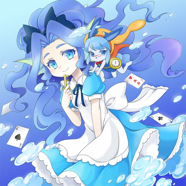Tags: Anime, Pixiv Id 2397211, Show by Rock!!, Wendy (Show by Rock!!), Head Fins, Pixiv, Fanart, Fanart From Pixiv