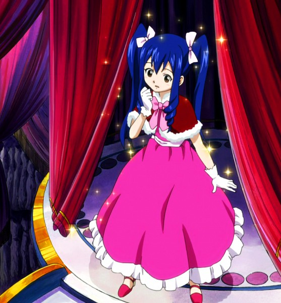 Tags: Anime, FAIRY TAIL, Wendy Marvell, Screenshot, Studio Request, Stitched Screenshot