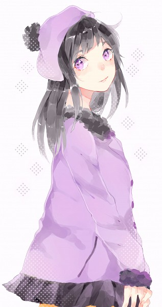 Tags: Anime, Pixiv Id 7358064, South Park, Wendy Testaburger, Pixiv, Fanart From Pixiv, Fanart, PNG Conversion