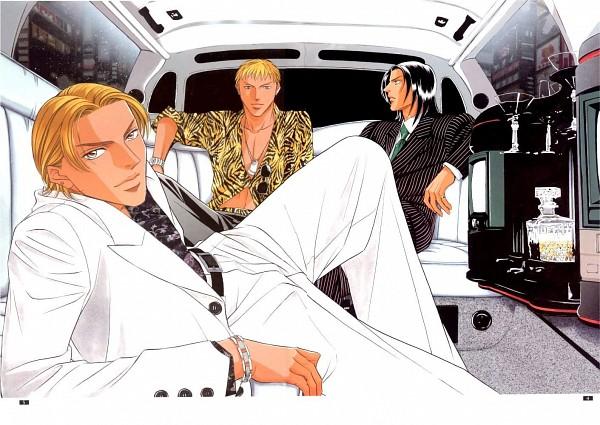 Tags: Anime, Youka Nitta, When a Man Loves a Man, Haru wo Daiteita, Youji Kato, Kyosuke Iwaki, Takaaki Ryou
