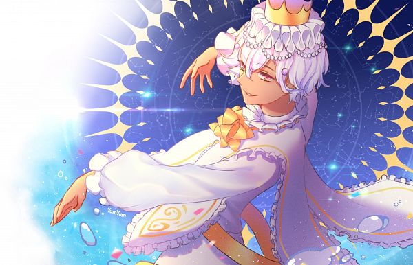 Tags: Anime, xYum-Yumx, Cookie Run: OvenBreak, Cookie Run, Whipped Cream Cookie (Night of Reverie), Whipped Cream Cookie, Ballerina Outfit, Ballet, Fanart, Twitter