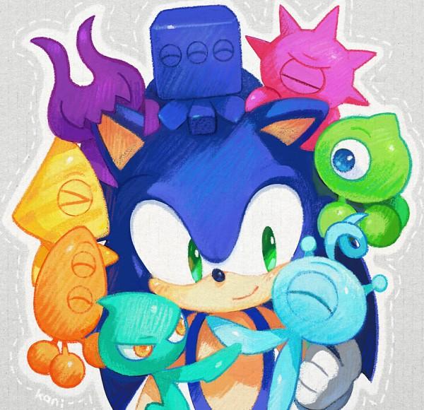 Whisp - Sonic Colours