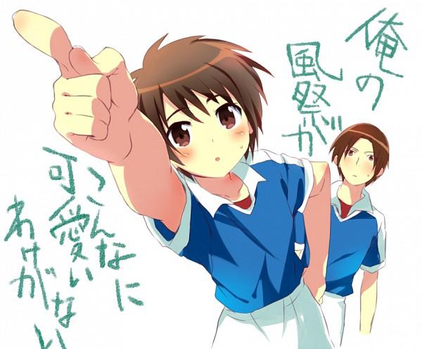 Tags: Anime, Whistle!, Ore no Imouto ga Konna ni Kawaii Wake ga Nai (Parody)