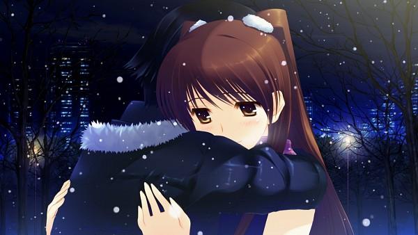 Tags: Anime, White Album 2, Ogiso Setsuna, CG Art, Wallpaper