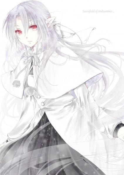 Tags: Anime, Riyuko, TYPE-MOON, French-Bread (Studio), Melty Blood, White Len
