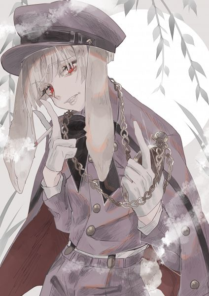 Tags: Anime, Pixiv Id 21765773, Alice in Wonderland, White Rabbit, Pocket Watch, Pixiv, Fanart, Fanart From Pixiv