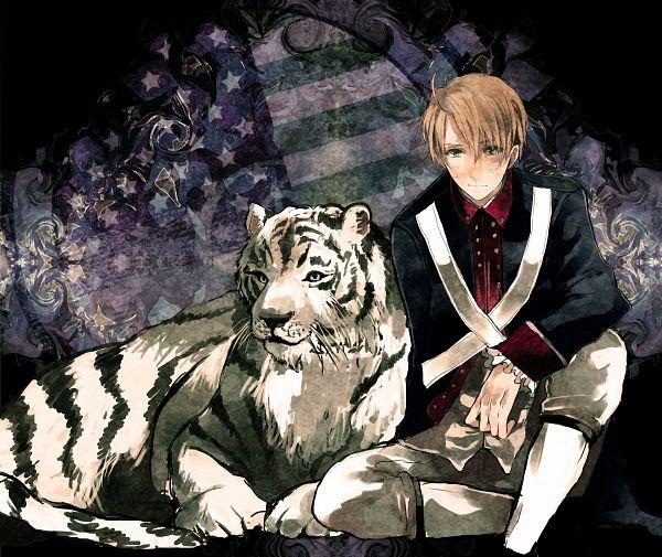 White Tiger - Tiger