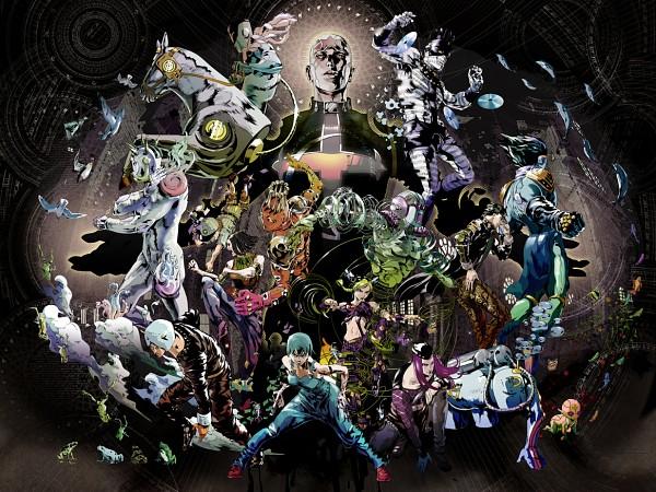 Whitesnake (Stand) - JoJo no Kimyou na Bouken