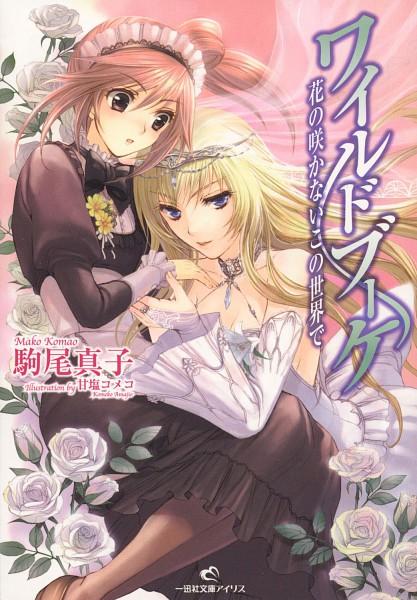 Tags: Anime, Amajio Komeko, Wild Bouquet, Official Art