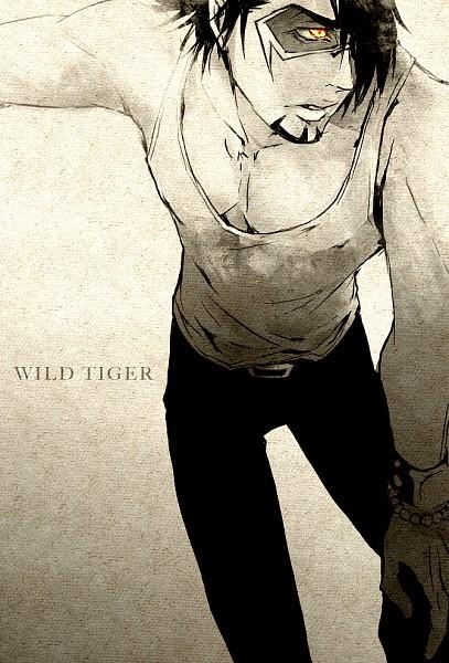 Wild Tiger - Kaburagi T. Kotetsu