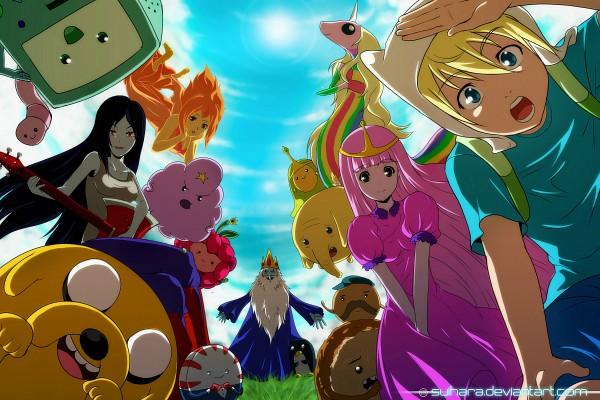Wildberry Princess - Adventure Time