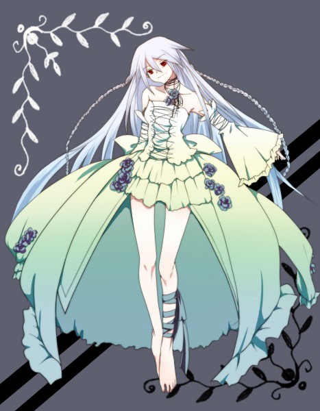 Tags: Anime, Rass, Pandora Hearts, Will of the Abyss