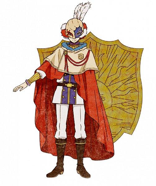 William Vangeance - Black Clover - Zerochan Anime Image Board