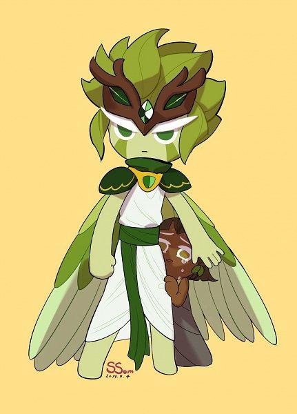 Tags: Anime, Ssomna, Cookie Run: OvenBreak, Cookie Run, Wind Archer Cookie, Millennial Tree Cookie, Wind Archer Cookie (Guardian Of The Millennial Tree), Twitter, Fanart