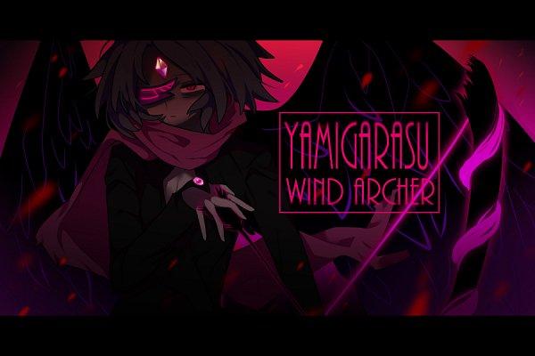 Wind Archer Cookie (Night Raven) - Wind Archer Cookie