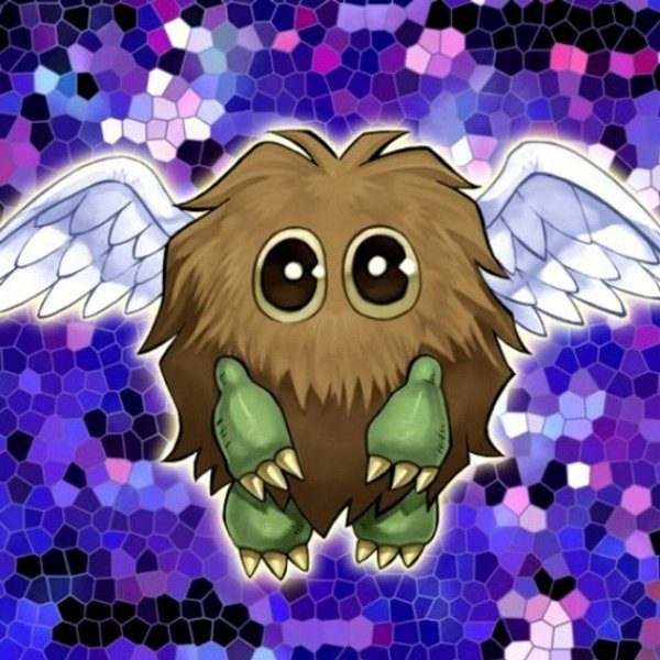 Tags: Anime, Yu-Gi-Oh! GX, Yu-Gi-Oh!, Winged Kuriboh, Official Art, Official Card Illustration, Card (Source)