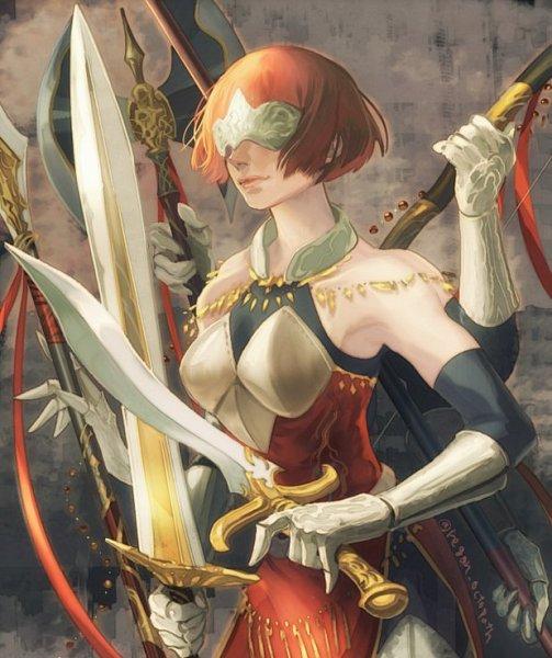 Winnehild - Octopath Traveler