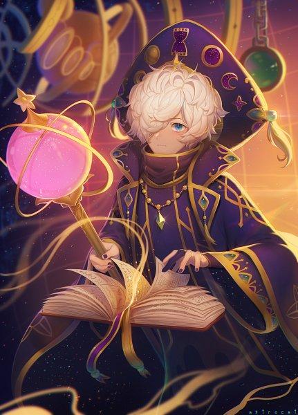 Wizard Cookie (Arcane Mage) - Wizard Cookie