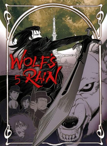 Tags: Anime, Wolf's Rain, Blue (Wolf's Rain), Cher Degré, Cheza, Hubb Lebowski, Kiba (Wolf's Rain), Quent Yaiden, Darcia
