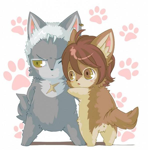 Tags: Anime, Wolf's Rain, Toboe, Tsume