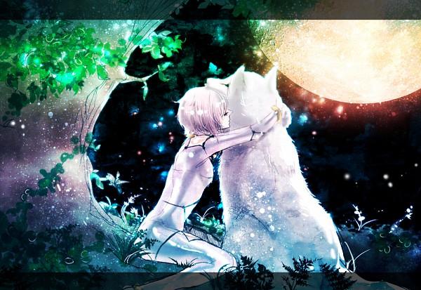 Tags: Anime, Achiko, Wolf's Rain, Kiba (Wolf's Rain), Cheza