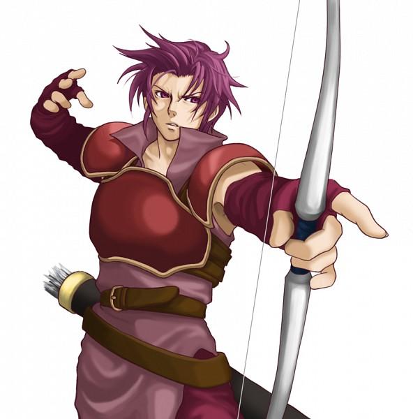 Wolf (Fire Emblem) - Fire Emblem: Monshou no Nazo