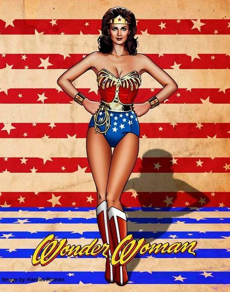 Tags: Anime, Wonder Woman, Artist Request, DC Comics