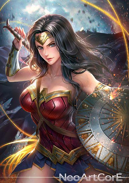 Tags: Anime, NeoArtCorE, Wonder Woman, deviantART, Fanart, Fanart From DeviantART, DC Comics