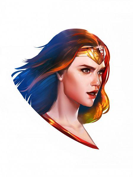Tags: Anime, Superschool48, Wonder Woman, DC Comics, deviantART, Fanart, Fanart From DeviantART