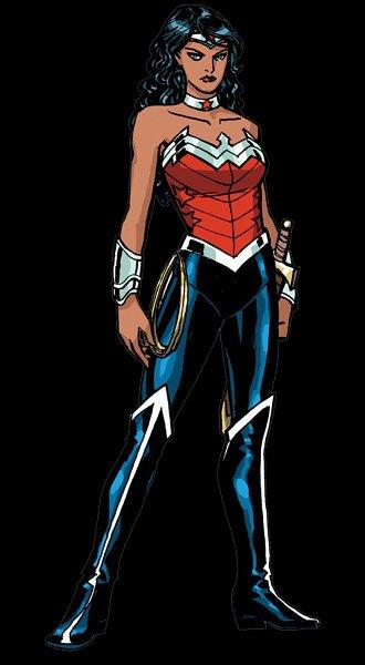 Tags: Anime, Trickarrowdesigns, Wonder Woman, Lasso, DC Comics, deviantART, Vector