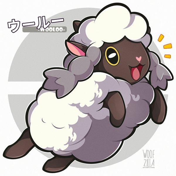 Tags: Anime, Woofzilla, Pokémon Sword & Shield, Pokémon, Wooloo, Fanart