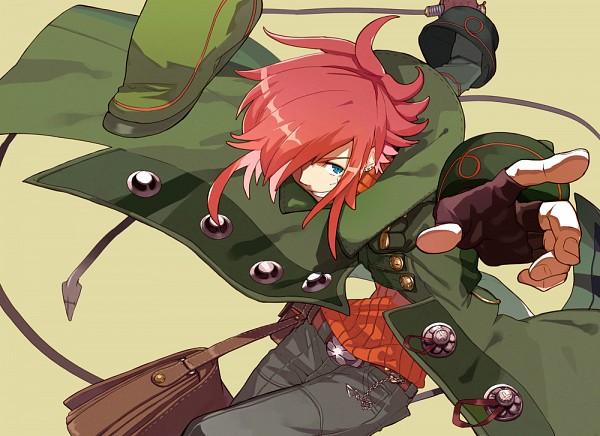Tags: Anime, Akiyoshi (pixiv1566950), Sega, World Destruction: Guided Wills, Agan Mardrus, Sands Of Destruction