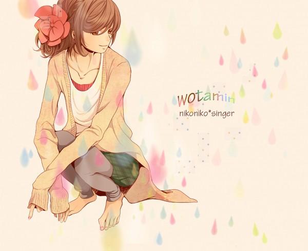Wotamin - Nico Nico Singer