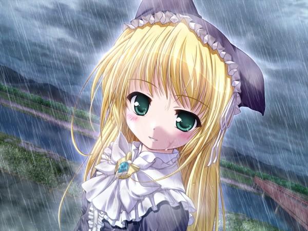Tags: Anime, Bekkankou, August (Studio), Yoake Mae yori Ruriiro na, Wreathlit Noel, CG Art