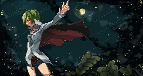 Tags: Anime, Shimadoriru, Touhou, Wriggle Nightbug