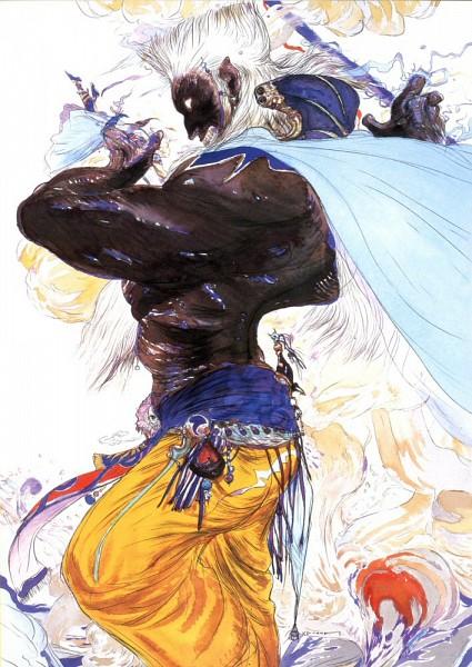 Xande - Final Fantasy II