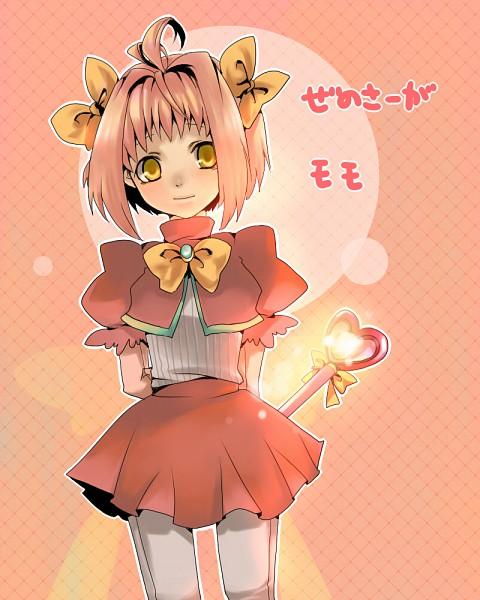 Tags: Anime, Xenosaga, M.O.M.O
