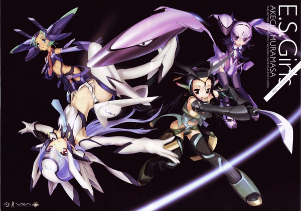 Tags: Anime, Xenosaga, Wallpaper