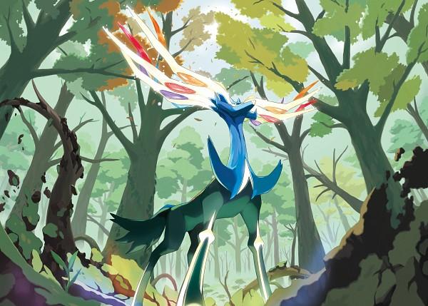 Xerneas - Pokémon