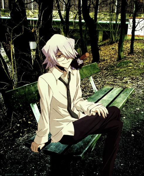 Tags: Anime, Pandora Hearts, Emily (Pandora Hearts), Xerxes Break, Real World Background, Artist Request