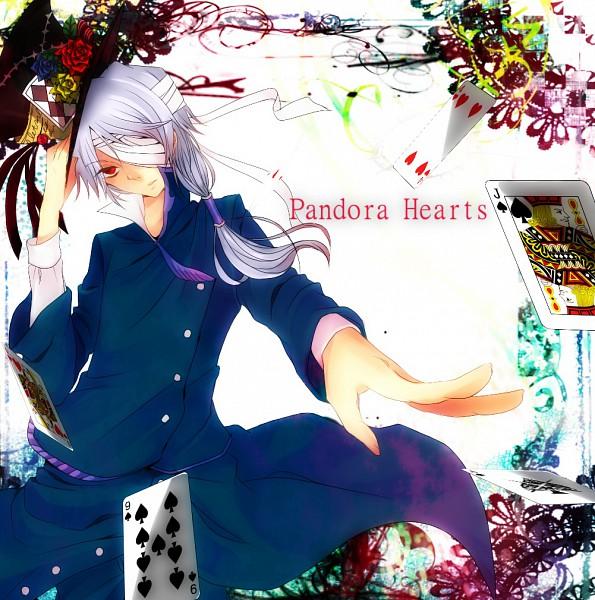 Tags: Anime, Pandora Hearts, Xerxes Break, Pixiv