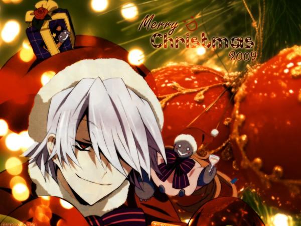 Tags: Anime, Pandora Hearts, Emily (Pandora Hearts), Xerxes Break, Wallpaper