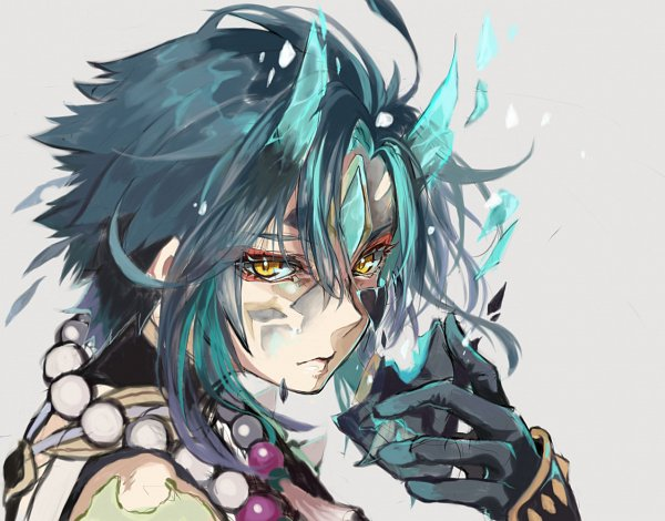 Tags: Anime, Pixiv Id 61747880, Genshin Impact, Xiao (Genshin Impact), Fanart, Fanart From Pixiv, Pixiv