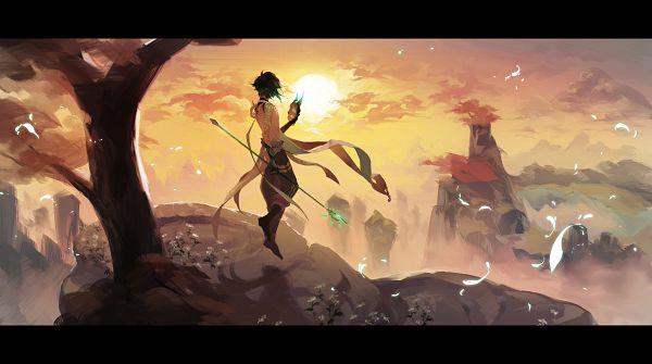 Tags: Anime, Pixiv Id 23147401, Genshin Impact, Xiao (Genshin Impact)