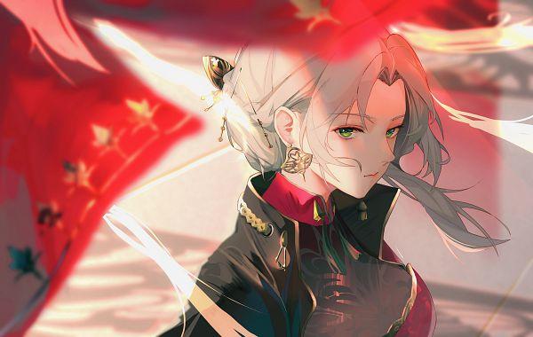 Tags: Anime, Xiao D, Pixiv, Original