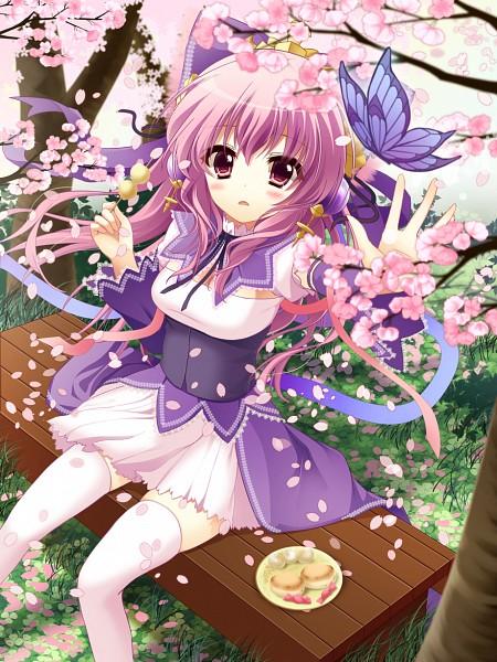 Tags: Anime, Shiramori Yuse, Sangokushi Taisen, Xiao Qiao (Sangokushi), Pixiv