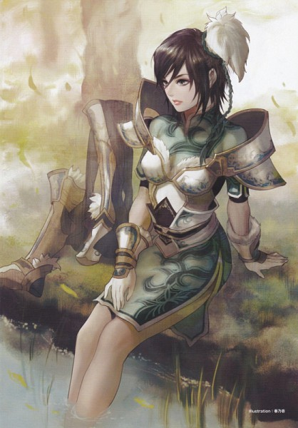 Xing Cai - Dynasty Warriors