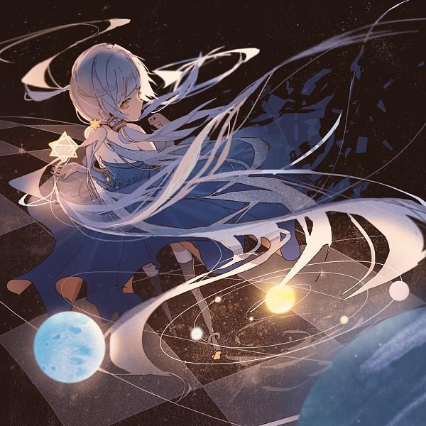 Tags: Anime, Pixiv Id 5391371, VOCALOID, Xingchen, Gray Gloves, Gray Handwear, Fanart, Fanart From Pixiv, PNG Conversion, Pixiv